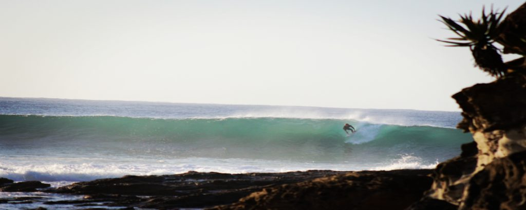 Surfing Coffee Bay
