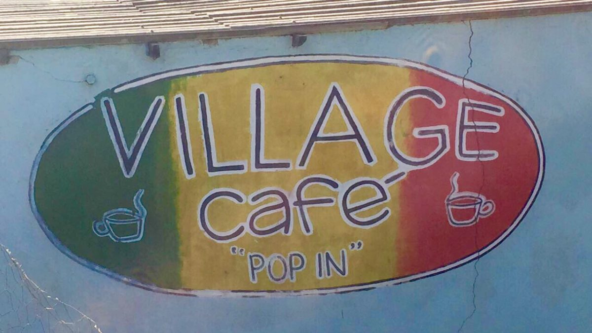 Village Cafe Coffee Bay